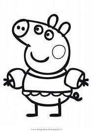 Guarda Tutti I Disegni Da Colorare Di Peppa Pig Wwwbambinievacanze