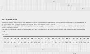 Trek Road Bike Size Chart Best Picture Of Chart Anyimage Org