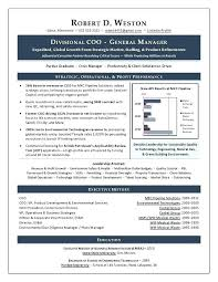 Best Resume Format Forbes Coo Resumes Pleasant Coo Resume Resume ...