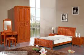 China High Quality Bedroom Furniture, Wooden Bed, Hotel Bed (201