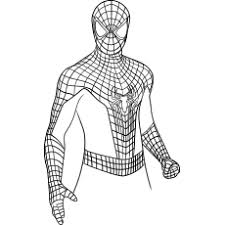 What caused mutations in peter parker's body? 50 Wonderful Spiderman Coloring Pages Your Toddler Will Love