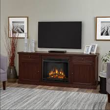 cassidy electric fireplace entertainment center in chestnut oak 2720e co