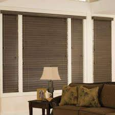 2 5 wood blinds blinds the home depot