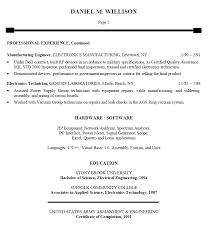 E Resume Examples] E Resume 20 Vibrant Idea E Resume 4 Electronic .