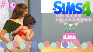 HAPPY BIRTHDAY SINA & LINA | Sims 4 100 Baby Challenge Pt. 19- Let´s Sims -  YouTube