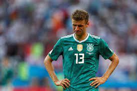 Alemanha na Copa 2018: Müller some na Copa 2018 e coloca em xeque sequência  artilheira para 2022 - UOL Copa do Mundo 2018