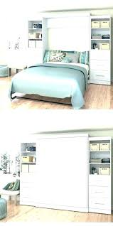 Diy Murphy Bed With Desk This Tutorial And Free Plans Show You Step