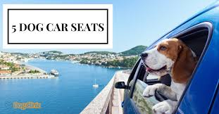 best dog car seats booster hammocks for safe travelling 2018 the dog clinic