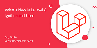 What's New in Laravel <b>6</b>: <b>Ignition</b> and Flare - Twilio