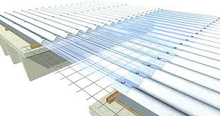 polycarbonate corrugated roof panel corrugated transpa