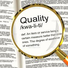 quality definition magnifier showing excellent superior premium quality definition magnifier showing excellent superior premium stock photo 10584440