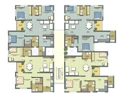 Apartment Building Plans Design Impressive Inspiration Design