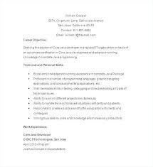 Java Developer Cover Letter Letter Bestkitchenview Co
