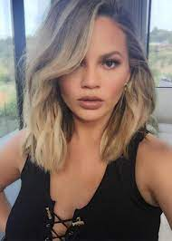 See more ideas about chrissy teigen, chrissy, teigen. What You Didn T Notice About Chrissy Teigen S New Hairdo Hello