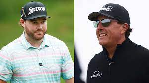 Phil Mickelson offers support to ...