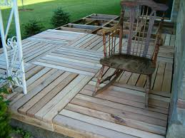 Patio From Pallets
