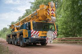 Demag Ac500 2 Load Chart Five Minutes With Demag Brand Product Directors Crane