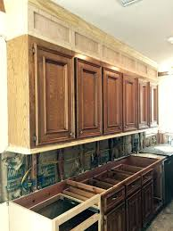 adding height to kitchen cabinets extending kitchen cabinets to ceiling stunning design 5 best to ceiling adding height to kitchen cabinets