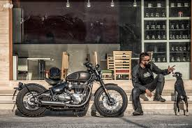 stripped triumph bonneville bobber review xbhp com