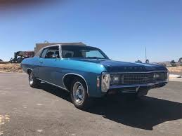 1969 Chevrolet Impala for Sale | ClassicCars.com | CC-996160