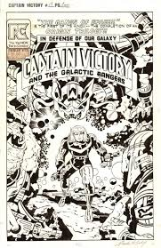 1984 book art captain victory 13 cover 1984 jack kirby final issue ic of 1984 book