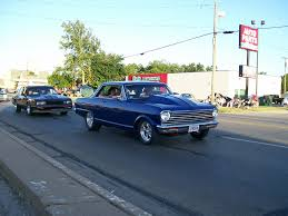64 Chevy II Nova and '87 Monte Carlo SS | mark_potter_2000 | Flickr