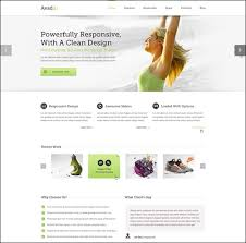 35 Professional Business And Corporate Psd Website Templates