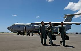 File Indian Air Force Il 76 Jpg Wikimedia Commons