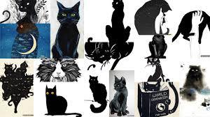 эскизы тату черная кошка клуб татуировки фото тату значения эскизы