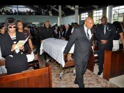 Ma Fergs laid to rest | Lead Stories | Jamaica Gleaner