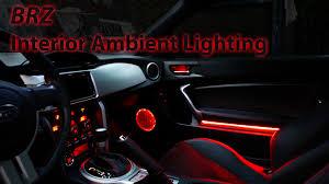 diy ambient lighting. Brilliant Lighting BRZ Ambient Lighting Installed To Diy Lighting A