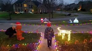 Christmas Light Contest 2018 Christmas Light Contest In 2018 Chasing Chaser