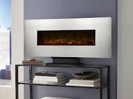 muskoka 42 zinc front wall mount electric fireplace 310 42 45 muskoka