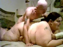 Skinny boy fucking fat woman