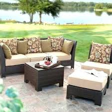 home depot outdoor cushions deep seat patio furniture cushion storage cushi