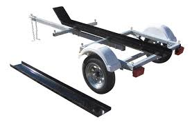 open motorcycle and dirt bike trailers