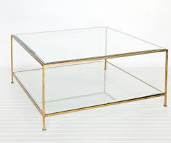 ... Large-size of Fascinating Brass Coffee Table Round Glass Coffee Table  And Square Coffee Tables ...