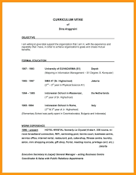 20 Job Objective Resume Samples Examples Of Resumes Resume Best ...