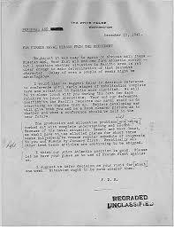 franklin roosevelt presidential papers fdr1