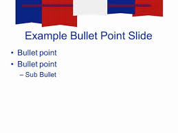 Red White And Blue Powerpoint Templates Red White And Blue Ribbon