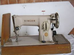 Singer Sewing Machine Made In