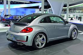 Spicy VW Beetle R Concept Makes its U.S. Debut at the 2011 LA Auto ...