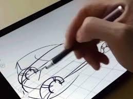 Sketching 3d Umake App Brings 3d Sketching Experience To Ios Car Body
