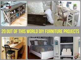 furniture do it yourself. Cute Do It Yourself Furniture Projects 0 20 Out Of This World DIY . Floor Extraordinary