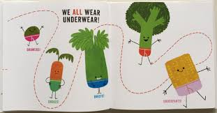 plus any book that attempts to get kids acquainted with their greens gets a big thumbs up from us