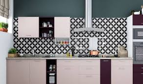 20 latest kitchen wall tiles designs