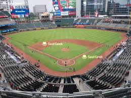 Suntrust Park Seating Chart With Rows Suntrust Park Seating Chart Seatgeek