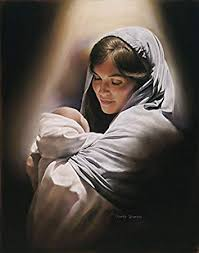 Image result for picture of Jesus holding a baby