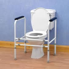 homecraft adjule bariatric toilet surround frame