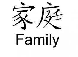 Chinese Words Chinese Family Tree Chinese Language Blog